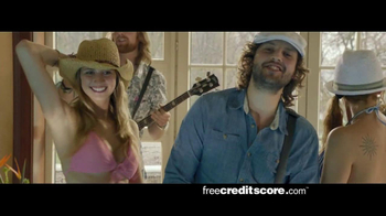 FreeCreditScore.com TV Spot, 'Pool Party' - Thumbnail 9