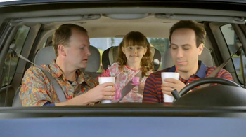 Sonic Drive-In Iced Tea TV Spot, 'Rip Off' - 2432 commercial airings