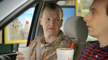 Sonic Drive-In Iced Tea TV Spot, 'Rip Off' - Thumbnail 9