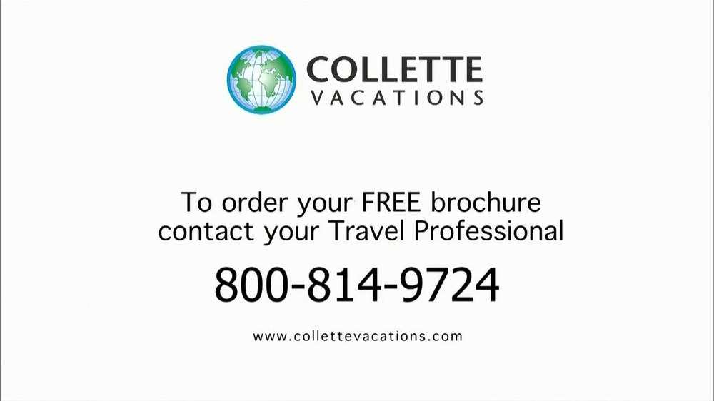 Collette Vacations TV Commercial, 'Travel the World ...