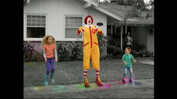 McDonald's Happy Meal TV Spot, 'Rainy Day'