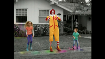 McDonald\'s Happy Meal TV Spot, \'Rainy Day\'