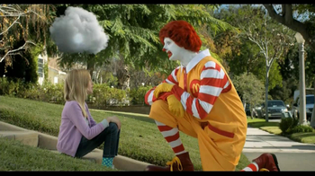 McDonald\'s Happy Meal TV Spot, \'Cloudy Day\'