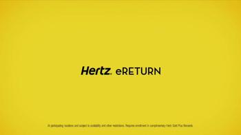 Hertz TV Spot, 'Zap Returns' Featuring Owen Wilson - Thumbnail 8