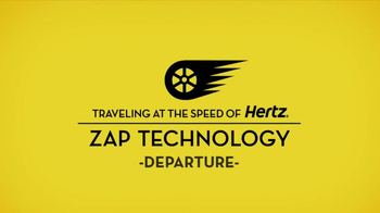 Hertz TV Spot, 'Zap Returns' Featuring Owen Wilson
