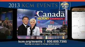 Kenneth Copeland Ministries 2013 Events TV Spot