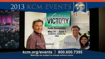 Kenneth Copeland Ministries 2013 Events TV Spot - Thumbnail 2