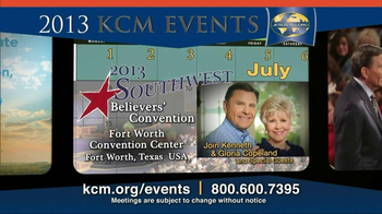 Kenneth Copeland Ministries 2013 Events TV Spot - Thumbnail 3