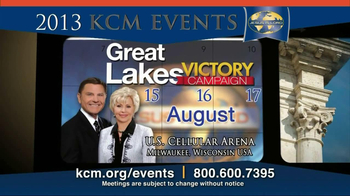 Kenneth Copeland Ministries 2013 Events TV Spot - Thumbnail 4