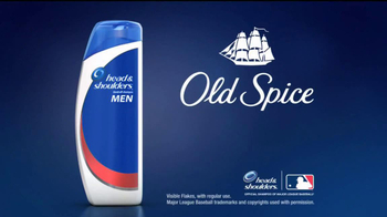 Head & Shoulders with Old Spice TV Spot Ft. C.J. Wilson, Josh Hamilton - Thumbnail 10