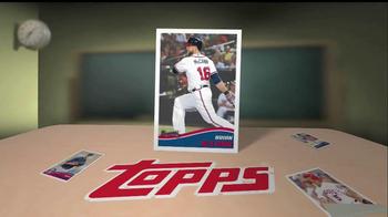 Topps 2013 Sticker Collection Major League Baseball TV Spot - Thumbnail 10
