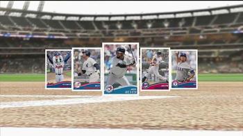 Topps 2013 Sticker Collection Major League Baseball TV Spot - Thumbnail 4