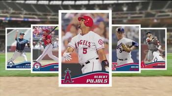 Topps 2013 Sticker Collection Major League Baseball TV Spot - Thumbnail 5
