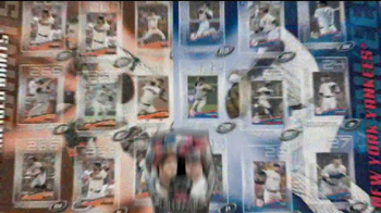 Topps 2013 Sticker Collection Major League Baseball TV Spot - Thumbnail 9