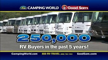 Camping World TV Spot thumbnail