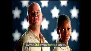 Disabled American Veterans TV Spot, 'Promises'  Featuring Gary Sinise - Thumbnail 3