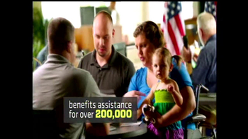 Disabled American Veterans TV Spot, 'Promises'  Featuring Gary Sinise - Thumbnail 6
