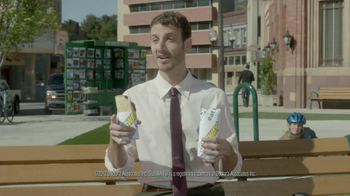 Subway Breakfast Sub TV Spot, 'Accidents' - Thumbnail 8