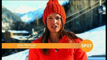American Academy of Dermatology TV Spot Featuring Julia Mancuso