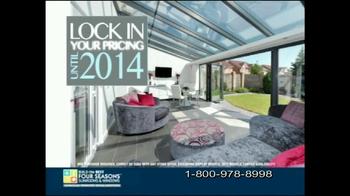 Four Seasons Sunrooms Loggia TV Spot - Thumbnail 10