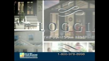 Four Seasons Sunrooms Loggia TV Spot - Thumbnail 2