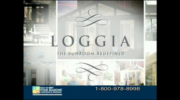 Four Seasons Sunrooms Loggia TV Spot - Thumbnail 3