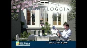 Four Seasons Sunrooms Loggia TV Spot - Thumbnail 5