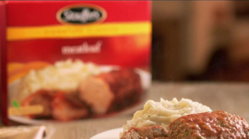 Stouffer's Signature Classics Meatloaf TV Spot - Thumbnail 1