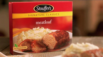 Stouffer's Signature Classics Meatloaf TV Spot - 3738 commercial airings