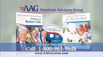American Advisors Group TV Spot, 'Making a Difference' Ft. Fred Thompson - Thumbnail 8