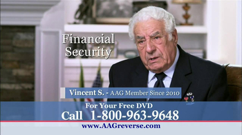American Advisors Group TV Spot, 'Making a Difference' Ft. Fred Thompson - Thumbnail 2