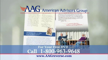 American Advisors Group TV Spot, 'Making a Difference' Ft. Fred Thompson - Thumbnail 3