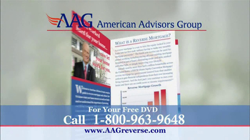 American Advisors Group TV Spot, 'Making a Difference' Ft. Fred Thompson - Thumbnail 4