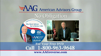 American Advisors Group TV Spot, 'Making a Difference' Ft. Fred Thompson - Thumbnail 5