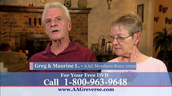 American Advisors Group TV Spot, 'Making a Difference' Ft. Fred Thompson - 67 commercial airings