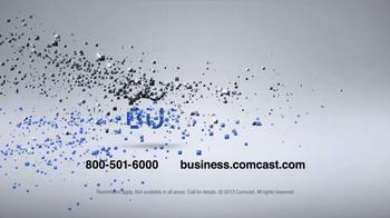 Comcast Business TV Spot, 'Big Announcement' - Thumbnail 8