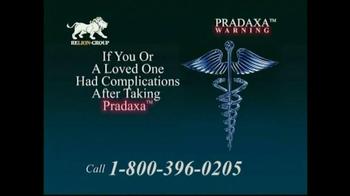 Relion Group TV Spot, 'Pradaxa Warning' - Thumbnail 10