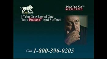 Relion Group TV Spot, 'Pradaxa Warning' - Thumbnail 3