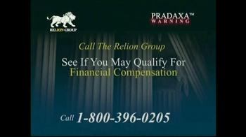 Relion Group TV Spot, 'Pradaxa Warning' - Thumbnail 7