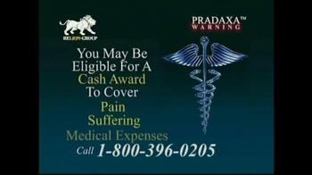 Relion Group TV Spot, 'Pradaxa Warning' - Thumbnail 9