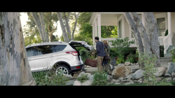 2013 Ford Escape TV Spot, 'Bed or Breakfast' - Thumbnail 1