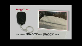 Key Cam TV Spot - Thumbnail 7