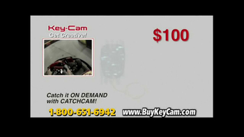 Key Cam TV Spot - Thumbnail 9