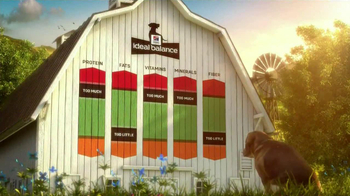 Hill's Pet Nutrition Ideal Balance TV Spot, 'Ingredient Proportions' - Thumbnail 7