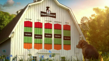 Hill's Pet Nutrition Ideal Balance TV Spot, 'Ingredient Proportions' - Thumbnail 8