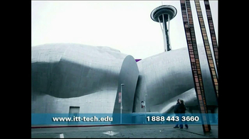 ITT Technical Institute TV Spot, 'Seattle, WA' - Thumbnail 1