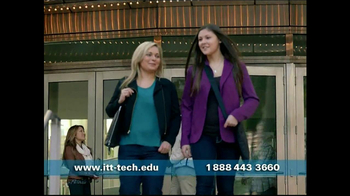 ITT Technical Institute TV Spot, \'Seattle, WA\'