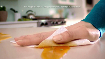 Bounty Select-A-Size TV Spot, 'One More Step' - Thumbnail 6