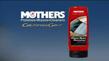 Mothers California Gold Water Spot Remover TV Spot - Thumbnail 10