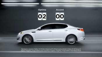 2013 Kia Optima TV Spot, 'Keeping Score' - Thumbnail 5